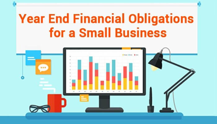 year end financial obligations for a small business