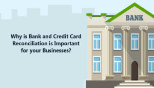 Bank and Credit Card Reconciliation