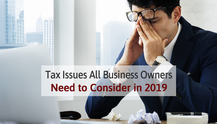 Business Tax challenges