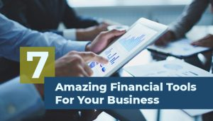 Tools for Financial Statements